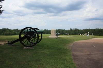 Snodgrass Hill Battlefield Site image. Click for full size.