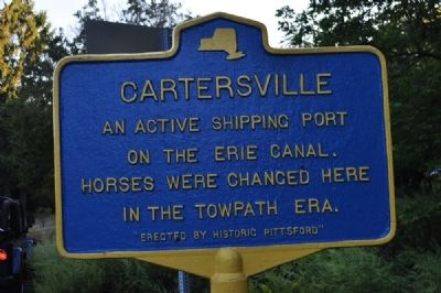 Cartersville Marker image. Click for full size.
