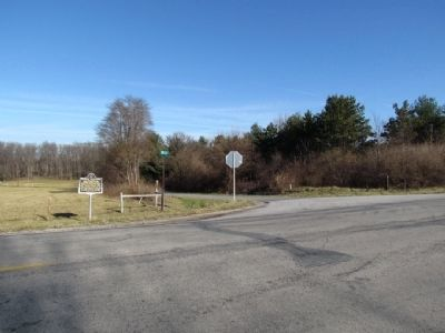 Intersection of Pierce Rd (SR 4) and Mulberry Rd image. Click for full size.