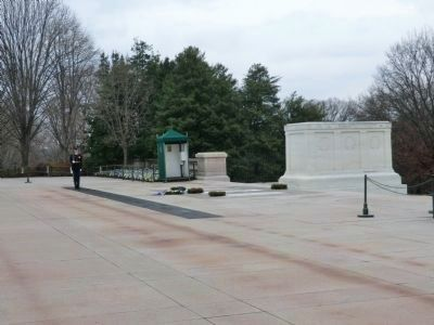 Tomb of the Unknowns image. Click for full size.