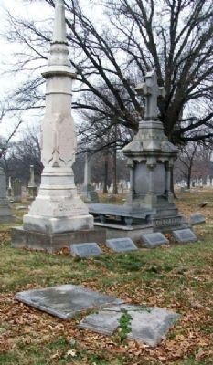 Auguste Chouteau Family Plot image. Click for full size.