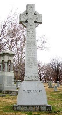 James MacCash Monument image. Click for full size.