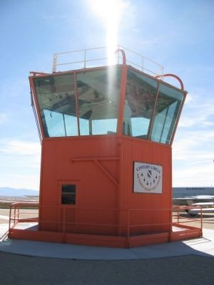 Air Traffic Control Tower Cab image. Click for full size.