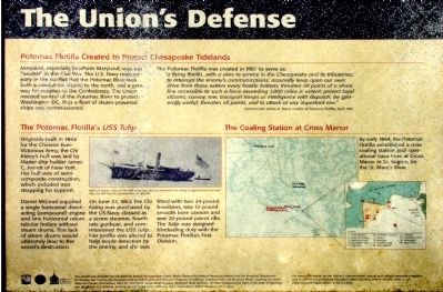 The Union's Defense Marker image. Click for full size.