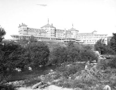 Mount Washington Hotel (1906) image. Click for full size.