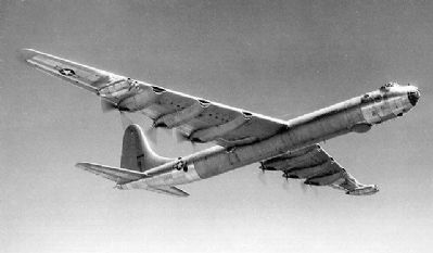 The B-36 Peacemaker image. Click for full size.