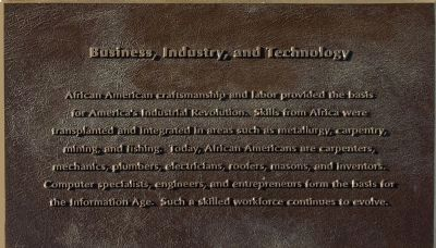 Business, Industry,and Technology image. Click for full size.