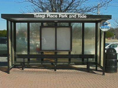 Tulagi Place Park and Ride image. Click for full size.