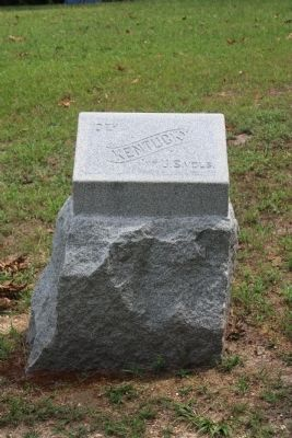 10th Kentucky Infantry Marker image. Click for full size.
