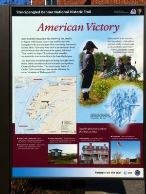 American Victory Marker image. Click for full size.