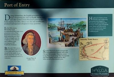 Port of Entry Marker image. Click for full size.