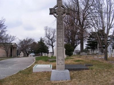 Green Mount Cemetery Marker image. Click for full size.