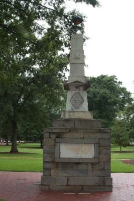 Maxcy Monument image. Click for full size.
