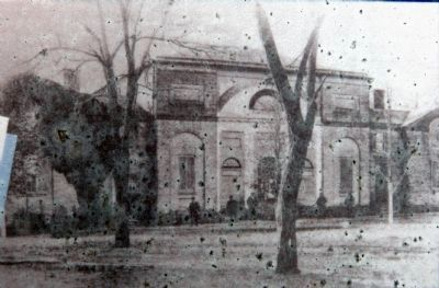 Courthouse of 1831, image. Click for full size.