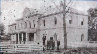 1901 Courthouse image. Click for full size.