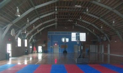 Kingman Memorial Armory Interior image. Click for full size.