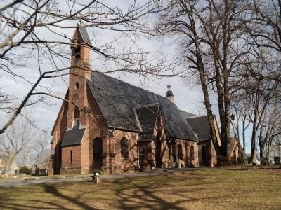 Trinity Episcopal Church image. Click for full size.