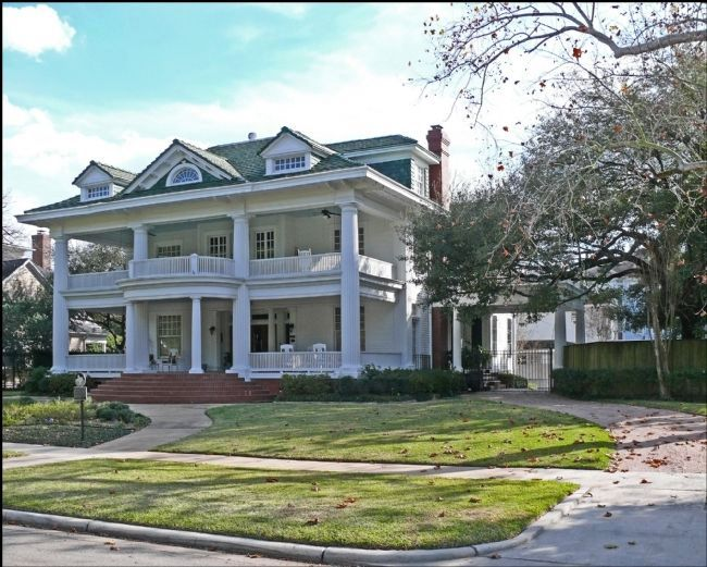 James L. Autry House Photo, Click for full size