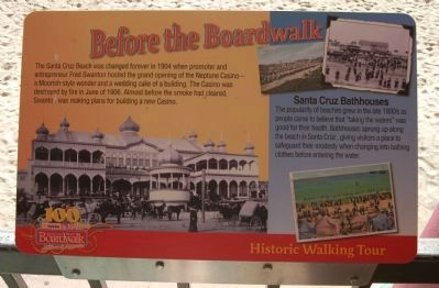 Before the Boardwalk Marker image. Click for full size.
