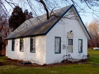 Worton Point African American Schoolhouse image. Click for full size.