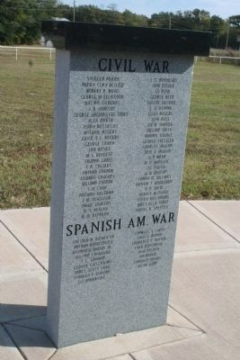 Civil War / Spanish American War image. Click for full size.
