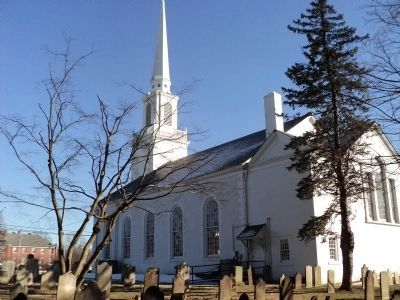First Reformed Church and Cemetery image. Click for full size.