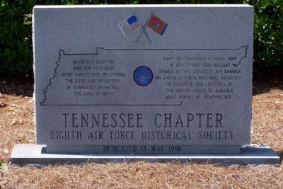Tennessee Chapter Eighth Air Force Historical Society image. Click for full size.