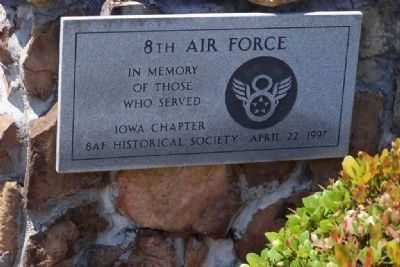 8th Air Force, Iowa Chapter image. Click for full size.