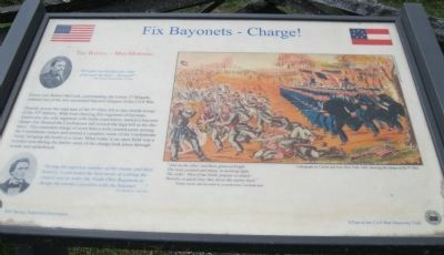 Fix Bayonets - Charge! Marker image. Click for full size.