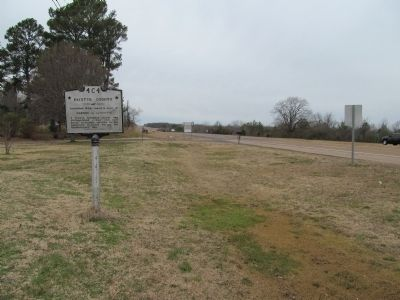 Hardeman/Fayette County Marker image. Click for full size.