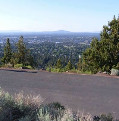 View From Pilot Butte Scenic Lookout image. Click for full size.