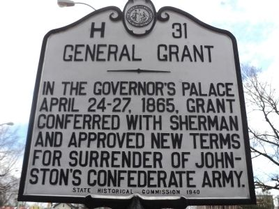 General Grant Marker image. Click for full size.