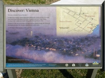Discover: Vienna Marker image. Click for full size.