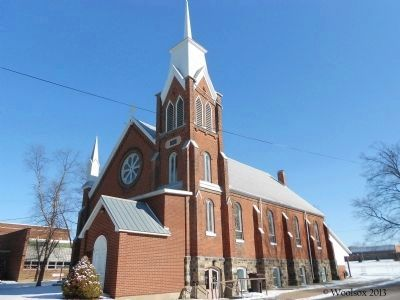 Congregational Church of Litchfield image. Click for full size.