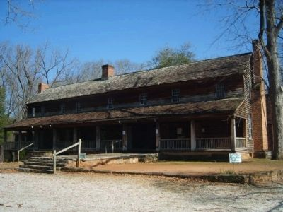 Traveler's Rest State Historic Site image. Click for full size.