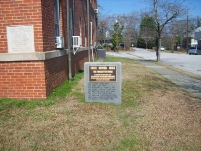 Toccoa Korean War Monument image. Click for full size.