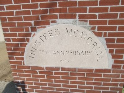Collins Chapel Christian Methodist Episcopal Church Marker Photo, Click for full size
