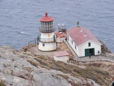 Point Reyes Light House image. Click for full size.