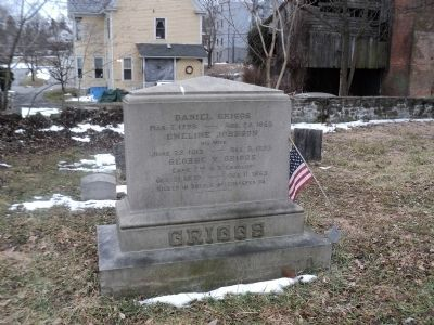 Civil War Veteran Grave image. Click for full size.