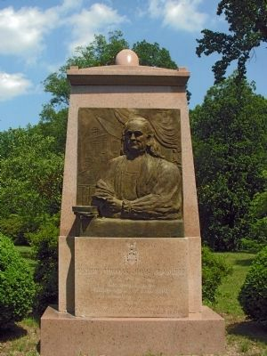 Bishop Claggett Memorial image. Click for full size.