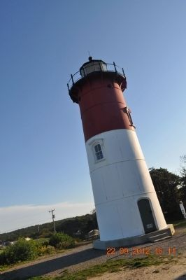 The Nauset Lighthouse image. Click for full size.