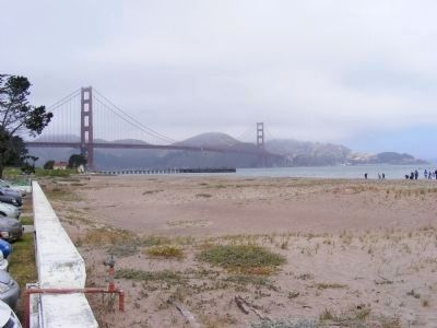 Photo of the Golden Gate Bridge image. Click for full size.