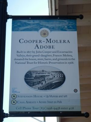 Cooper-Molera Adobe image. Click for full size.