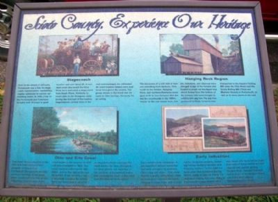 Scioto County, Experience Our Heritage Marker image. Click for full size.