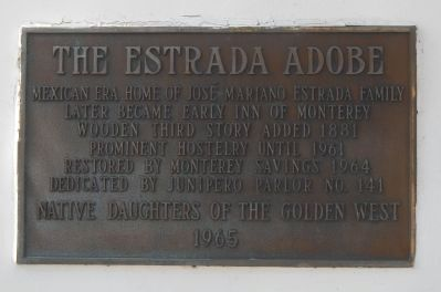 The Estrada Adobe Marker image. Click for full size.
