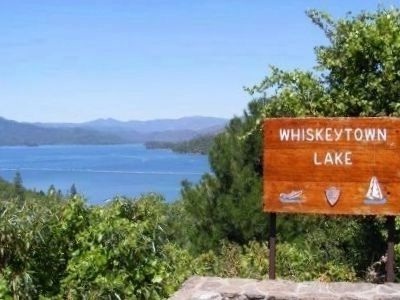 Whiskeytown Lake image. Click for full size.