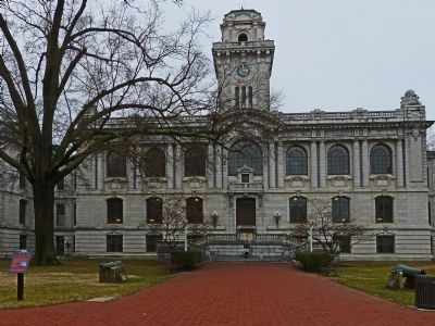 Mahan Hall image. Click for full size.