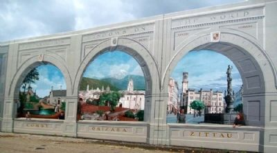Sister Cities Mural image. Click for full size.