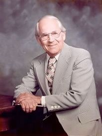Dr. Julian Bandy<br>Second President of<br>Toccoa Falls College image. Click for full size.