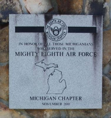 The Eighth Air Force Michigan Chapter image. Click for full size.